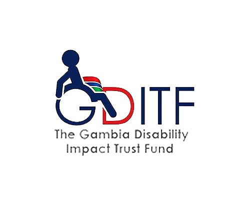 Logo - Gambia Disability Fund