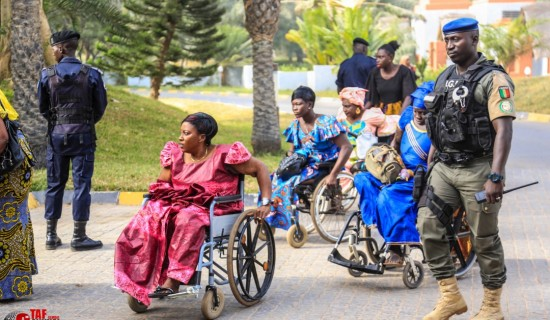 Gambia Disability Fund - Cover Image